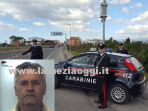 Sicurezza: controlli Carabinieri Gruppo Locri, un  arresto