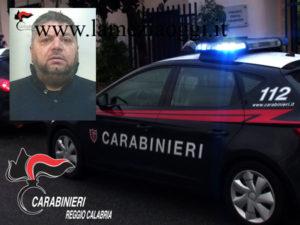 Violenza sessuale: 48enne arrestato dai Carabinieri per sconto pena