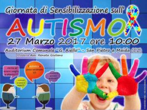 Autismo: Parrocchia S. Pietro a Maida incontro per riflettere su disagio