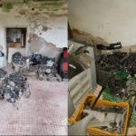 Deposito parti autoveicoli rubati scoperto da Gdf nel Cosentino