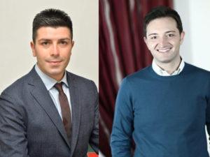 Cosenza: Bruno e Spadafora entrano a far parte del Gruppo Misto