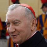 I saluti Tallini al cardinale Pietro Parolin che domani sara' a Torre di Ruggiero