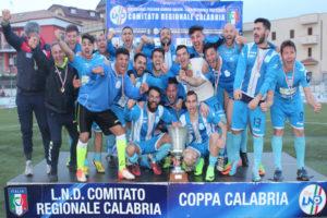 Calcio: il Casabona trionfa in Coppa Calabria