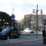 Una persona denunciata per minacce e percorse dai Carabinieri