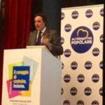 """Lamezia: Chirumbolo tra i fondatori di """"Alternativa Popolare"""""""