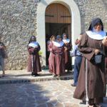 Chiesa: domani in clausura le Clarisse del Monastero di Conflenti