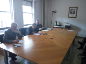 Reggio: cultura politica conferenza professore Pasquale Amato