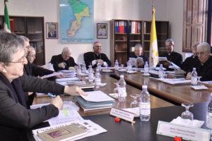Chiesa: i lavori della conferenza episcopale calabra