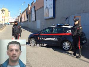 'Ndrangheta: ricercato si costituisce ai Carabinieri nel Reggino