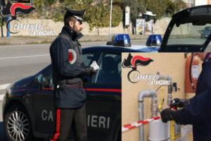 Sicurezza: controlli Carabinieri a Catanzaro, arresti e denunce
