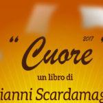 Lamezia: Gianni Scardamaglia presenta al Pitagota il libro cuore