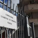 Fisco: Guardia di Finanza sequestra oltre 1,7 mln nel Cosentino