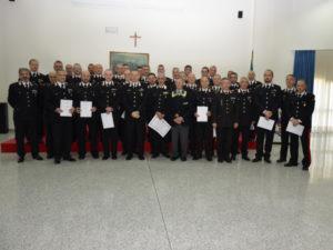 Carabinieri: conferite medaglie Mauriziana e Lungo Comando