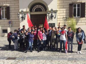 Metro Cosenza: protesta studenti, delegazione ricevuta da Iacucci