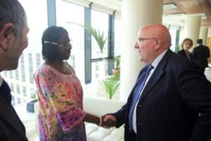 Regione: Oliverio incontra ambasciatrice dell'Uganda in Italia