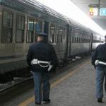 Sicurezza: controlli Polfer nelle stazioni ferroviarie calabrese