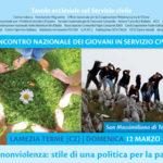 Lamezia: raduno nazionale dei giovani del Servizio Civile