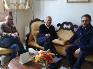 Castrovillari: firma accordo sicurezza nei cantieri