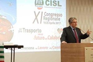 Trasporti: Fit Cisl Calabria rilancia sfida del cambiamento