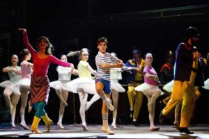 "Teatro: 19-20 il musical ""Billy Elliot"" al Politeama di Catanzaro"