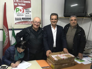 Pd: ultimo giorno voto circoli, 86% consensi per Renzi a Catanzaro