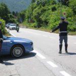Sicurezza: controlli Polizia Stradale ritirate patenti