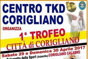 Corigliano: al Palabrillia primo Trofeo interregionale di Taekwondo