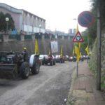 """Agricoltura: Calabria, trattori Coldiretti """"assediano"""" la Regione"""