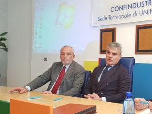 Imprese: protocollo Unindustria-Unical per ricerca e formazione