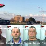 Sicurezza: quattro persone arrestate per sconto pena nel Reggino