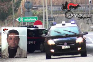 Sicurezza: 47enne arrestato a Reggio dai Cc per furto aggravato