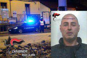 Sicurezza: 42enne arrestato per sconto pena nel Reggino