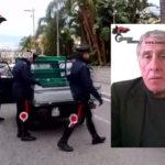 Sicurezza: viaggia con pistola 61enne  arrestato a Reggio dai Carabinieri