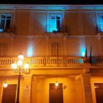 Autismo: Lamezia, Delegazione Comunale si colora di blu