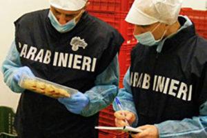 Sicurezza alimentare: sanzioni per 8.700 euro nel Reggino
