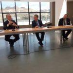 Reggio: scuola politica, la conferenza di Luigi Casero