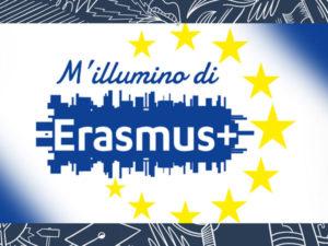 Il 9 Maggio la Provincia di Cosenza s' illumina di Erasmus+