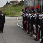 Carabinieri: saluto di commiato a Catanzaro del generale Ghiselli