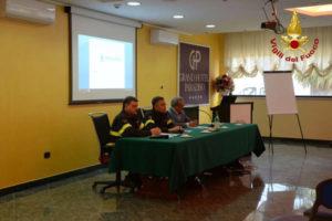 Catanzaro: seminario prevenzione incendi strutture alberghiere