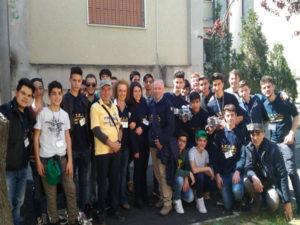 """Scuola: Itis """"Enrico Fermi"""" Castrovillari domina Robocup Junior"""
