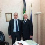 Lamezia:  Magno incontra il sindaco  e si impegna a sostenere il comune
