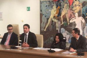 Regione: siglata intesa Commissione pari opportunita'-Corecom