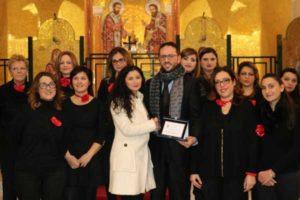 Spezzano Albanese: Coro Voci di Pace apre festeggiamenti patronali