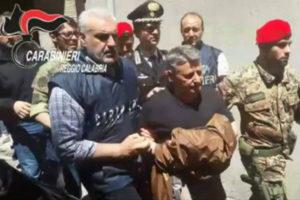 'Ndrangheta: preso Barbaro, si nascondeva in casa di una figlia