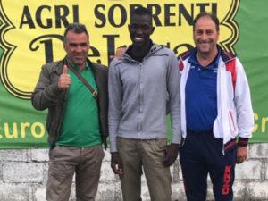 Calcio: la storia di Diouf, esempio vincente di integrazione