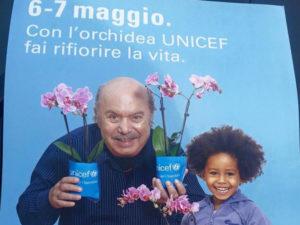 """Falerna: La Pro Loco e """"L'Orchidea dell'unicef"""""""