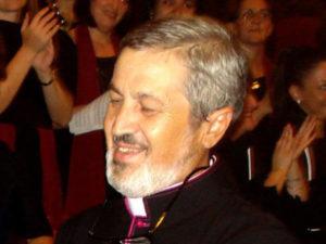"""Parroco aggredito: la solidarieta' di Marziale, """"dolore e rabbia"""""""