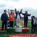 Play the Games: 60 medaglie per gli atleti della Lucky Friends