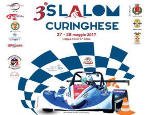 Automobilismo: a fine maggio il 3° Slalom Curinghese