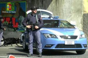 Furti: 35enne arrestato a Reggio dalla Polizia di Stato